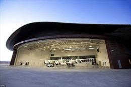 Sân bay vũ trụ tư nhân đẹp choáng ngợp của tỉ phú Richard Branson