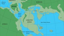 Tìm ra lục địa thứ 8 bị 'mất tích' của Trái đất nằm ngay dưới châu Âu