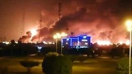 Mỹ-Iran bên vực xung đột sau vụ tấn công cơ sở lọc dầu Saudi Arabia