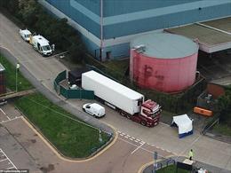Hành trình bi thảm của chiếc xe chở 39 người nhập cư tới Anh