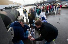 Cuộc khủng hoảng nước máy nhiễm hóa chất tại Mỹ