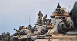 Thổ Nhĩ Kỳ sắp vẽ lại bản đồ chiến tranh Syria một lần nữa