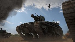 'Nóng' cuộc chạy đua chế tạo robot xe tăng cho Lục quân Mỹ