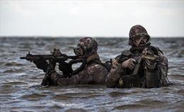 Mỹ phát triển đạn siêu tốc dưới nước dùng cho đặc nhiệm 'Hải cẩu'