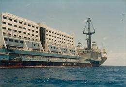Số phận long đong của Khách sạn Nổi Sài Gòn được Triều Tiên mua lại