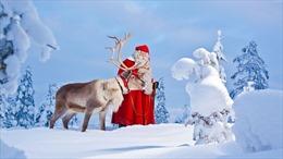 Rovaniemi, từ thành phố đổ nát tới quê hương Santa Claus
