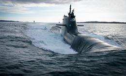Tàu ngầm tàng hình 'thay đổi cuộc chơi' của Hải quân Đức