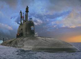 Nga hạ thuỷ tàu ngầm hạt nhân mạnh nhất từ trước tới nay