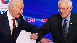 Bầu cử Mỹ: Cuộc tranh luận lạ lùng Biden-Sanders giữa mùa dịch COVID-19