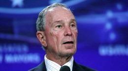 Cựu Thị trưởng New York Bloomberg từ bỏ cuộc đua bầu cử Tổng thống Mỹ