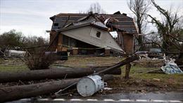 Lốc xoáy khiến 25 người chết làm gián đoạn bầu cử Siêu thứ Ba tại Tennessee