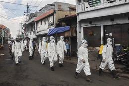 Tình hình COVID-19 tại ASEAN hết ngày 17/4: 1.060 ca tử vong, Singapore, Indonesia 'sóng' dịch trở lại