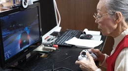 Nữ game thủ YouTube 90 tuổi, sản xuất video hàng triệu lượt view