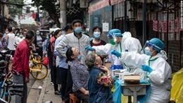 Thiếu miễn dịch cộng đồng, Trung Quốc nơm nớp lo dịch COVID lần hai