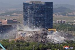 Lý do thực sự việc Triều Tiên nổ sập Văn phòng liên lạc liên Triều và đe doạ dùng vũ lực