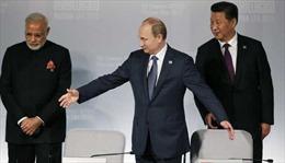 Nhân tố Nga trong căng thẳng biên giới Trung - Ấn