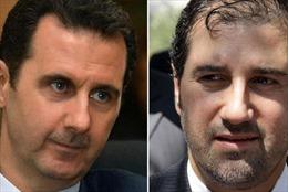 Đằng sau mâu thuẫn chia rẽ gia tộc cầm quyền ở Syria