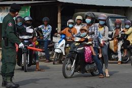 COVID-19 hết ngày 4/7 tại ASEAN: Campuchia hoãn ASEM 13, Philippines lại vượt Indonesia