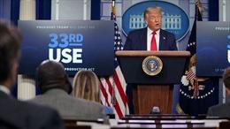 Sử dụng Đạo luật Sản xuất Quốc phòng, Tổng thống Trump biến Kodak thành công ty dược phẩm