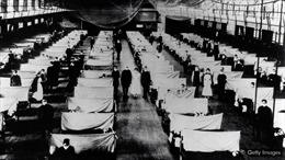 Làn sóng thứ hai mang tính huỷ diệt của đại dịch cúm Tây Ban Nha