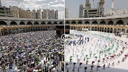 Lễ hành hương Mecca 'chưa từng có tiền lệ' – 1.000 người giãn cách thay vì 2 triệu người