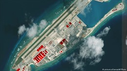 Đằng sau việc Mỹ trừng phạt công ty Trung Quốc xây 'đảo nhân tạo' phi pháp ở Biển Đông