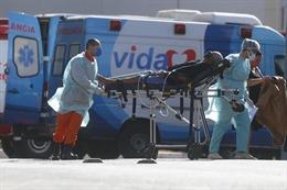 COVID-19 tới 6h sáng 31/8: Thế giới trên 850.000 người chết, Ấn Độ lây nhiễm kỷ lục