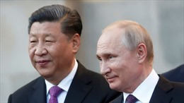 Nga-Trung trong nỗ lực từ bỏ đô-la Mỹ để tiến tới 'liên minh tài chính'