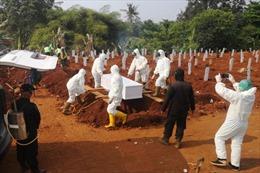 COVID-19 tại ASEAN hết 27/9: Toàn khối trên 16.000 ca tử vong, Myanmar vượt 10.000 ca nhiễm