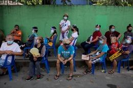 COVID-19 tại ASEAN hết 4/10: Philippines tăng vọt ca nhiễm mới, Myanmar tốc độ tử vong cao nhất thế giới