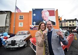 Quê gốc ở Ireland vui mừng với chiến thắng của ông Joe Biden trong cuộc bầu cử tổng thống Mỹ