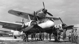 Sứ mạng phi công liều chết của các 'kamikaze Đức Quốc xã'