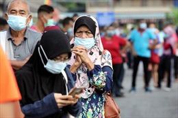 COVID-19 tại ASEAN hết 26/12: Malaysia tăng kỷ lục số ca nhiễm mới; Indonesia vượt 700.000 ca bệnh