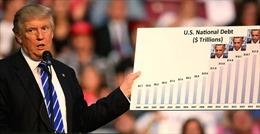 Nợ khổng lồ thời Tổng thống Trump dù không phát động cuộc chiến nào