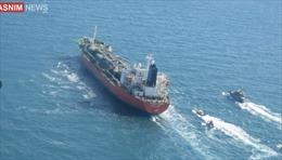 Hàn Quốc triển khai lực lượng đến eo Hormuz sau vụ Iran bắt tàu chở dầu