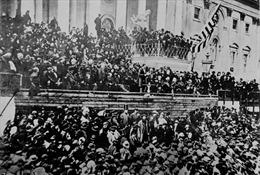 Những lễ nhậm chức Tổng thống Mỹ bị bạo lực phủ bóng