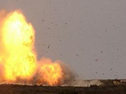 4 quả rocket liên tiếp phóng xuống căn cứ Iraq có lực lượng Mỹ