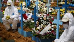 Vì sao ngày càng nhiều người trẻ ở Brazil mắc và tử vong vì COVID?
