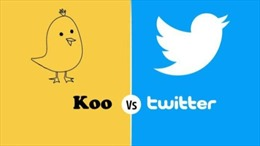 Ấn Độ 'bung nở' mạng xã hội nhằm thế chân Twitter, TikTok