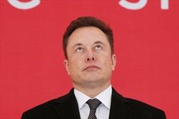 Tỷ phú Elon Musk bác bỏ xe Tesla đang được dùng để do thám Trung Quốc