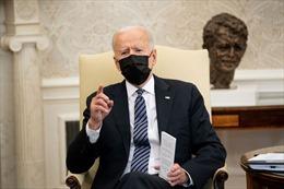 Tổng thống Biden: Đủ vaccine khác công nghệ của Astra và J&J cho mọi người dân Mỹ