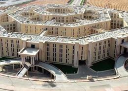 Cận cảnh Bát Giác Đài - trụ sở mới Bộ Quốc phòng Ai Cập