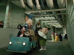 Đường hầm bí mật bên dưới Vương quốc Phép thuật của Walt Disney