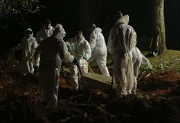 COVID-19 tới 6h sáng 7/4: Ca mắc mới tăng trên toàn cầu; Brazil trải qua ngày chết chóc nhất