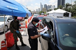 COVID-19 tại ASEAN hết 11/5: Cả khối vượt 3,6 triệu ca bệnh; Malaysia phong toả toàn quốc