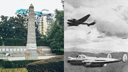 Đội phi công anh hùng của Liên Xô bảo vệ Vũ Hán