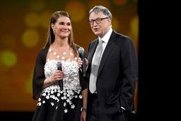 Tỷ phú Bill Gates ly hôn vợ, bỏ ngỏ tương lai quỹ từ thiện lớn nhất thế giới