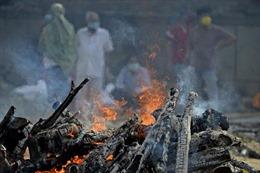 COVID-19 tới 6h sáng 19/5: Ấn Độ ca tử vong mới vọt lên kỷ lục; Mỹ vượt 600.000 người chết