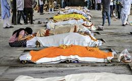 COVID-19 tới 6h sáng 16/5: Ấn Độ trên 4.000 người chết/24 giờ, tổng ca tử vong vượt 270.000