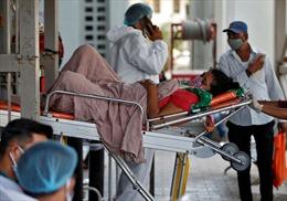Vì sao ca tử vong do COVID-19 ở Ấn Độ vẫn không giảm?